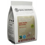 Equal Exchange Organic Decaffeinated Coffee Whole Beans - 227g