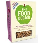 The Food Doctor Fig & Cranberry Granola - 425g