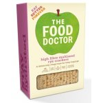 The Food Doctor High Fibre Multiseed Rye Crackers - 200g