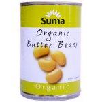 Suma Organic Butter Beans - 400g