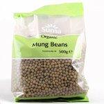 Case of 6 Suma Prepacks Organic Mung Beans 500g