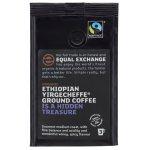 Equal Exchange Ethiopian Yirgacheffe Roast & Ground Coffee - 227g