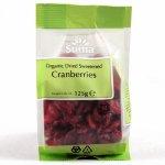 Suma Prepacks Organic Cranberries - 125g