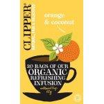 Clipper Organic Orange & Coconut Tea - 20 Bags