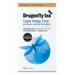 Dragonfly Cape Malay Organic Rooibos Chai - 20 Bags