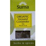 Suma Organic Ground Coriander - 40g