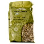 Suma Prepacks Organic Hemp Seeds 250g