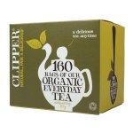 Case of 3 Clipper Organic Blend Tea 160 Bags