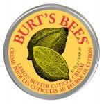 Burts Bees Lemon Butter Cuticle Creme - 15g