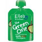 Ella's Kitchen The Green One Smoothie Fruit - 90g