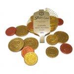 CASE 20 x Divine Fairtrade Milk Chocolate Coins 75g
