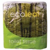 Ecoleaf Toilet Tissue - Pack of 9