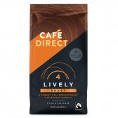 Cafedirect Lively Roast & Ground Coffee - 227g