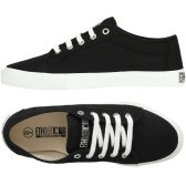 Ethletic Fairtrade Skater Shoes - Black