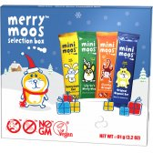 Moo Free Merry Moos Selection Box - 132g
