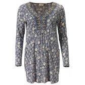 Nomads Delya Embroidered Tunic