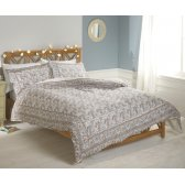 Indian Feathers Duvet Set - King Size