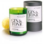 Vineyard Candles Soy Wax Scented Candle - Gin & Tonic