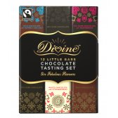 Divine Chocolate 12 Bar Taster Set - 180g