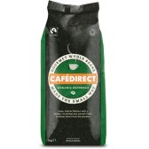 Cafedirect Organic Espresso Whole Coffee Beans - 1kg