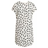 People Tree Organic Cat Print Nightdress