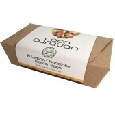 CocoCaravan Vegan Chocolate Caramel Easter Eggs - 80g