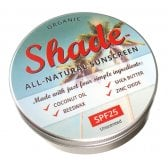 Shade All-Natural Sunscreen SPF25 - 100ml