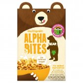 Bear Multigrain Alphabites Cereal - 350g