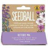 Butterfly Mix Seedball Tube