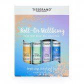 Tisserand Roll-On Oils Wellbeing Collection Gift Set