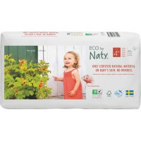 Eco By Naty Disposable Nappies Size 4 Economy Pack Maxi Plus