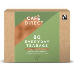 Cafedirect Everyday Tea - 80 Bags