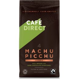 Cafedirect Machu Picchu Fresh Ground Coffee - 227g