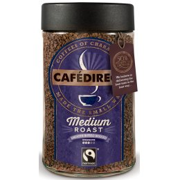 Cafedirect Fairtrade Classic Instant Coffee - 100g test
