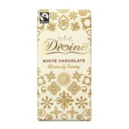 Divine White Chocolate - 100g