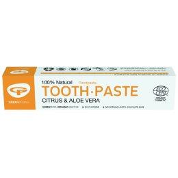 Green People Toothpaste - Aloe Vera & Citrus - 50ml