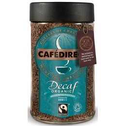 Cafedirect Classics Organic Roast Decaffeinated Instant Coffee - 100g test