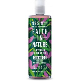 Faith In Nature Lavender & Geranium Shampoo - 400ml
