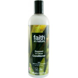 Faith In Nature Conditioner - Seaweed and Citrus - 400ml