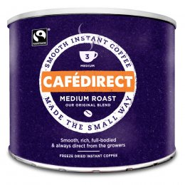 Cafedirect Fairtrade Classic Blend Instant Coffee - 500g test