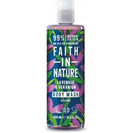 Faith In Nature Lavender & Geranium Body Wash - 400ml