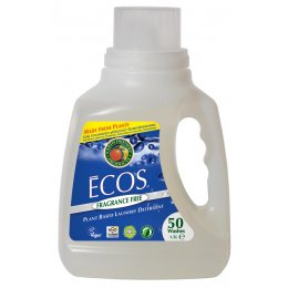 Earth Friendly Laundry Liquid - Fragrance Free - 1.5 Litres