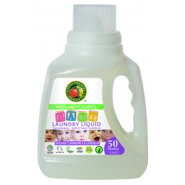 Earth Friendly Baby Laundry Soap - 1.5 litre
