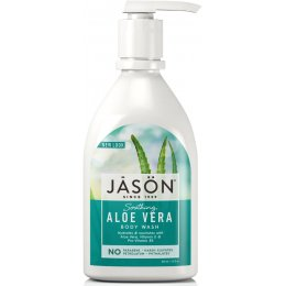 Jason Soothing Aloe Vera Body Wash - 900ml
