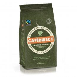 Cafedirect Organic Medium Roast Fresh Ground Coffee - 227g test
