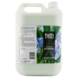 Faith In Nature Conditioner - Rosemary - 5 litres