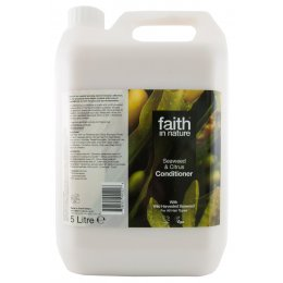 Faith In Nature Conditioner - Seaweed and Citrus - 5 litres
