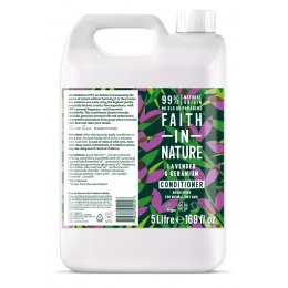 Faith In Nature Lavender & Geranium Conditioner - 5L