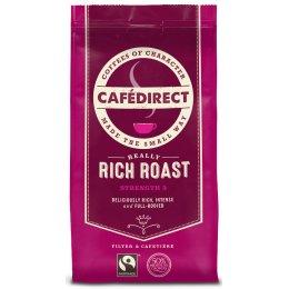 Cafedirect Rich Roast  Fresh Ground Coffee - 227g test