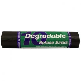 d2w 10 Degradable Refuse Sacks